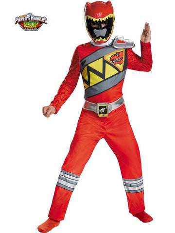 Red Ranger Dino 10-12