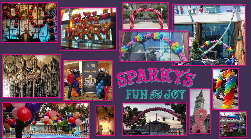 Sparky's Fun and Joy