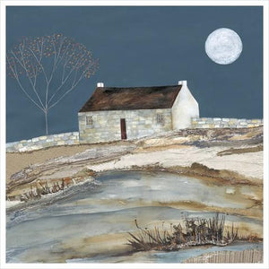 Limited Edition Print - A frosty Moon