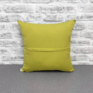 "Homeware - Hand made cushion ""Along the road to the village"""