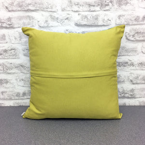 "Homeware - Hand made cushion ""A cottage Garden"""