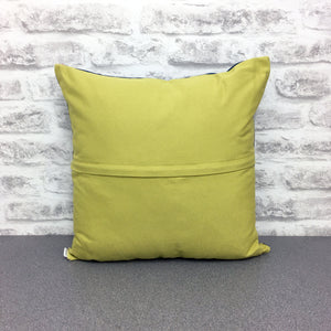 "Homeware - Hand made cushion ""Waiting for the post"""