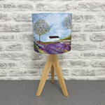 "Homeware - Lampshade  ""Down to the village"""