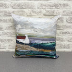 "Homeware - Hand made cushion ""Tarn Croft"""