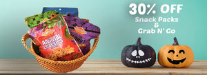 Treats no Tricks! Just Get 30% OFF