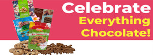 Celebrate Everything Chocolate!