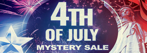 Let The Fireworks Begin With A Race To 50% OFF!