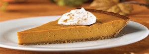 Pumpkin Spice Up Your Pie & 30% OFF Graham Crackers!