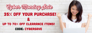 Cyber Save Today!