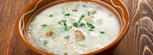 Heart Healthy Fish Chowder