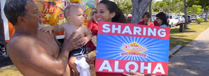Our Sharing Heartwarming Aloha Video Goes Viral