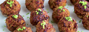 Portuguese Sausage & Sweet Chili Cracker Stuffed Mushrooms Featured In KTA