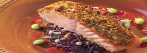 Sweet Chili Salmon Featured With KTA Superstores