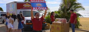 Diamond Bakery Takes Heartwarming Aloha To The Streets