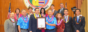Honolulu City Council's Honorary Certificate Program