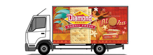 Diamond Bakery Hosts Truck Design Contest