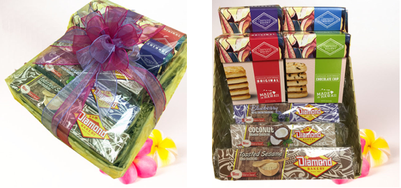 Diamond Bakery Gift Basket