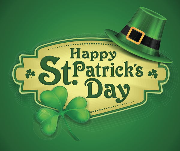 St Patrick's Day Flat Rate Shipping Sale