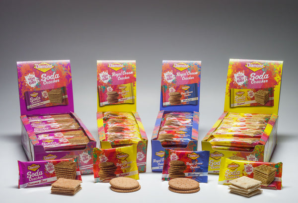 Diamond Bakery Grab N' Go Hawaiian Crackers