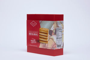 Hawaiian Shortbread Cookies Magnetic Gift Box, Original (6.6oz)