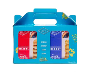 Assorted Hawaiian Shortbread Gift Pack