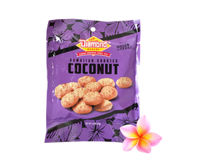 Hawaiian Cookies, Coconut (0.8oz /Case Of 100)