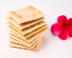 Hawaiian Soda Crackers, Original  Tray (13oz)