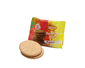Hawaiian Crackers Grab N' Go Pack, Original Creems (0.66oz/Case of 24)