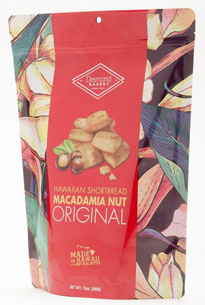 NEW! Mini Macnut Shortbread Original Cookie Bag (13.0 oz)