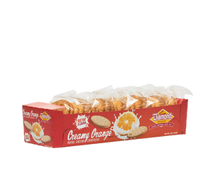 Hawaiian Royal Creem Crackers, Creamy Orange (8oz)