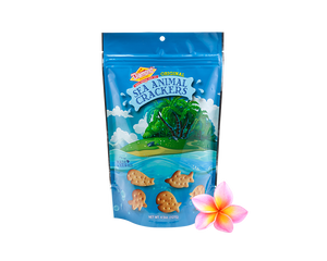 Hawaiian Sea Animal Crackers, Original (4.5oz)