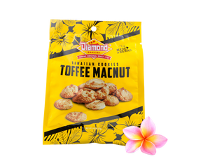 Toffee Macnut Cookie Bag (0.8oz / Case Of 100)