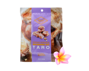 Mini Macnut Shortbread Taro (1.2oz / Case of 100)