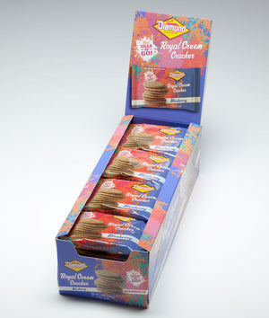 Grab N' Go - Royal Creem Crackers, Blueberry