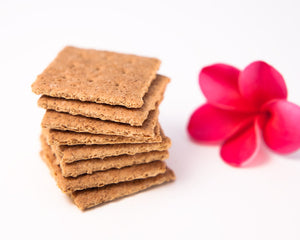Hawaiian Graham Crackers, Maui Crunch (9.5oz)