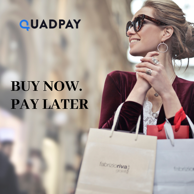 Buy now pay later with Quadpay at Trend Pony