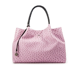 Womens Vegan Tote Bag Lilac - trend-pony