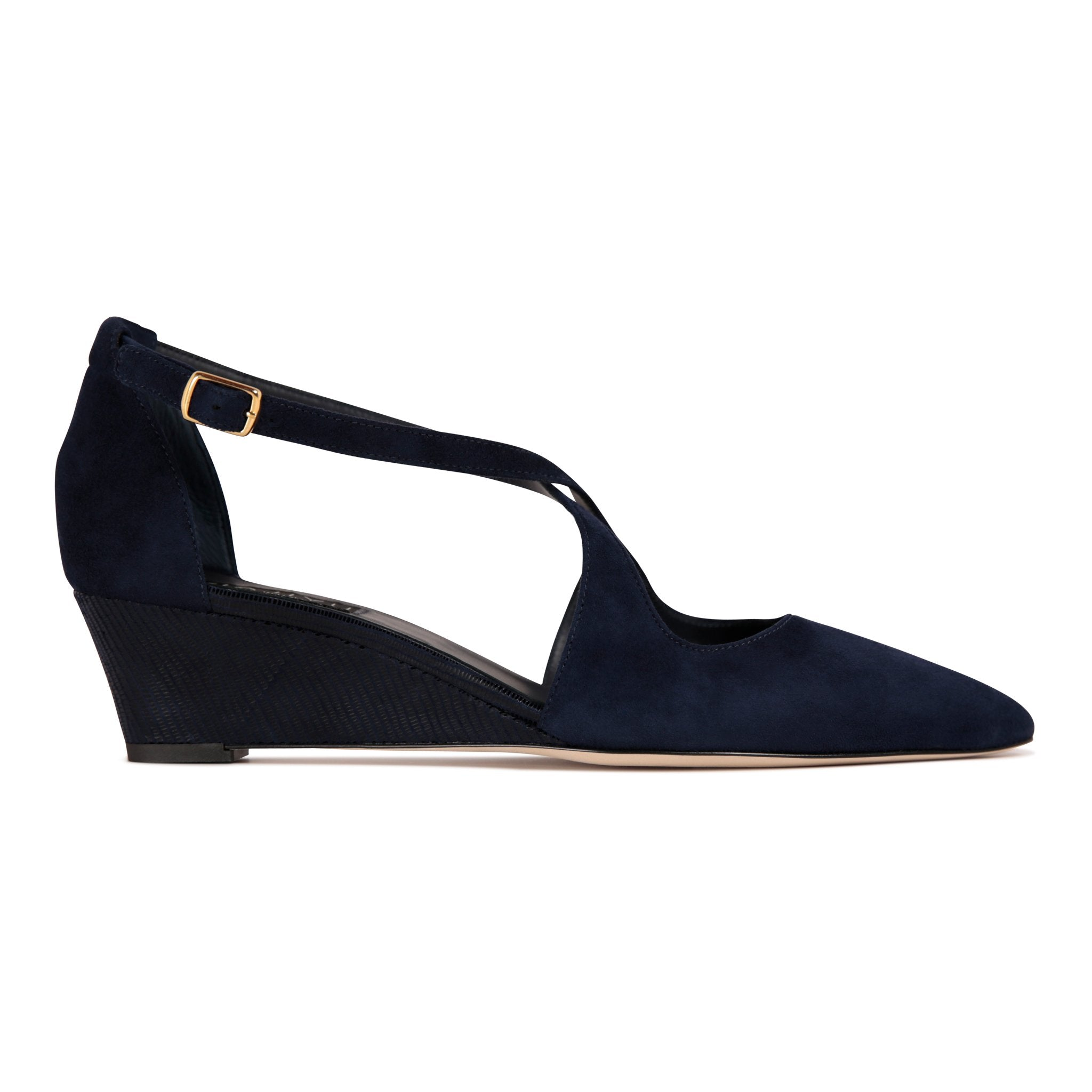 AREZZO - Velukid Midnight + Varanus, VIAJIYU - Women's Hand Made Sustainable Luxury Shoes. Made in Italy. Made to Order.