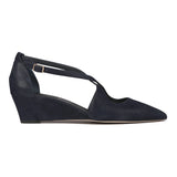 AREZZO - Hydra Midnight, VIAJIYU - Women's Hand Made Sustainable Luxury Shoes. Made in Italy. Made to Order.