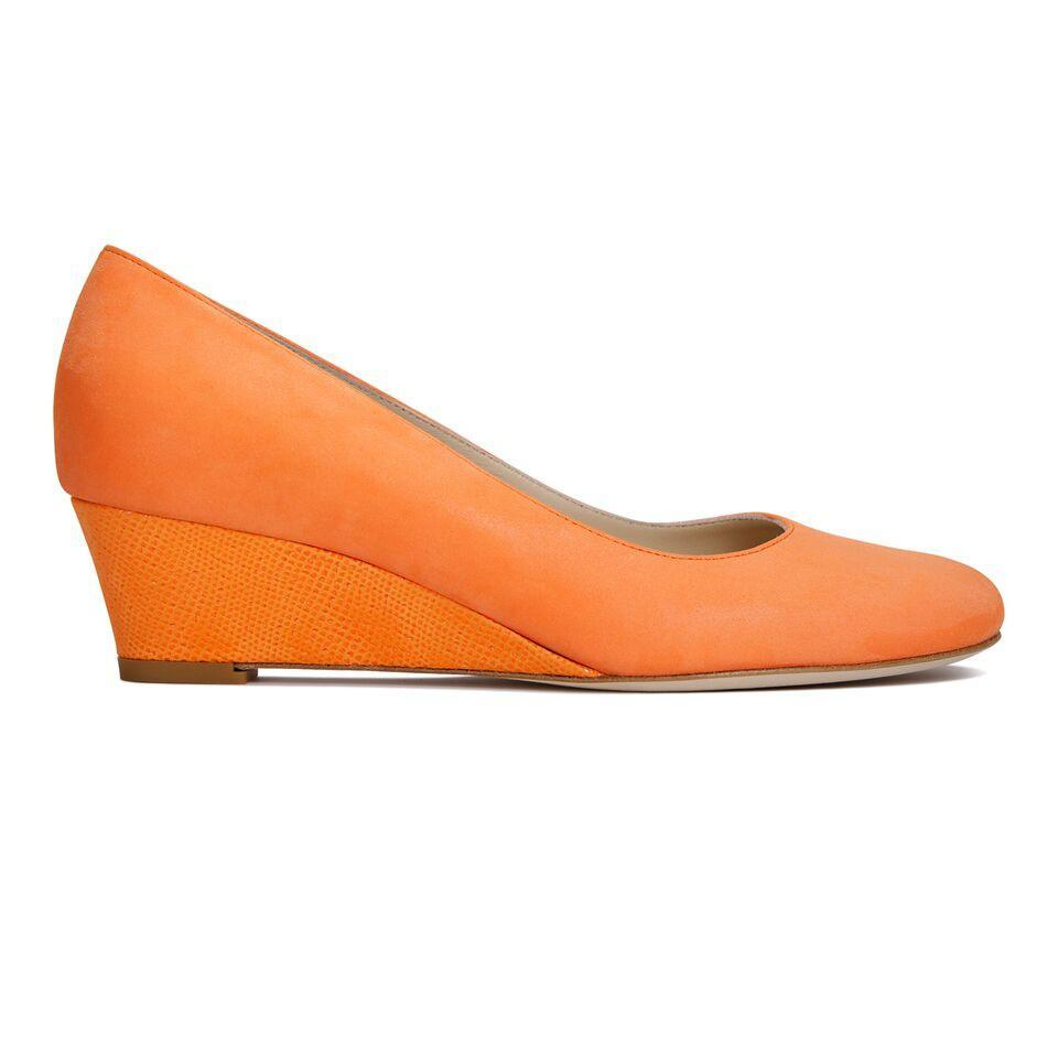 BERGAMO - Hydra Mandarin + Karung, VIAJIYU - Women's Hand Made Sustainable Luxury Shoes. Made in Italy. Made to Order.