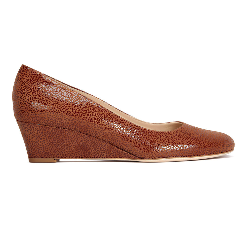 BERGAMO - Savannah Dune, VIAJIYU - Women's Hand Made Sustainable Luxury Shoes. Made in Italy. Made to Order.
