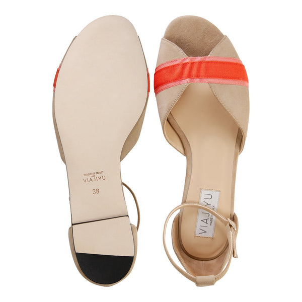 CARRARA, VIAJIYU - Women's Hand Made Luxury Flat Shoes. Made in Italy. Made to Order. Design your own. Carrara