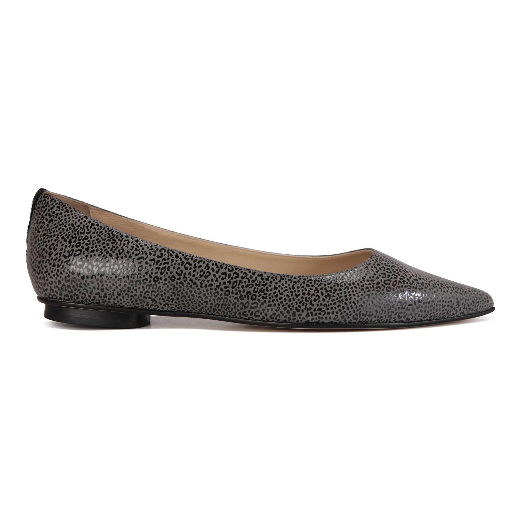 COMO - Savannah Anthracite + Nero, VIAJIYU - Women's Hand Made Sustainable Luxury Shoes. Made in Italy. Made to Order.
