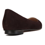 COMO - Velukid Espresso, VIAJIYU - Women's Hand Made Sustainable Luxury Shoes. Made in Italy. Made to Order.