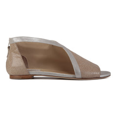 Burma, VIAJIYU - Women's Hand Made Luxury Flat Shoes. Made in Italy. Made to Order. Design your own.