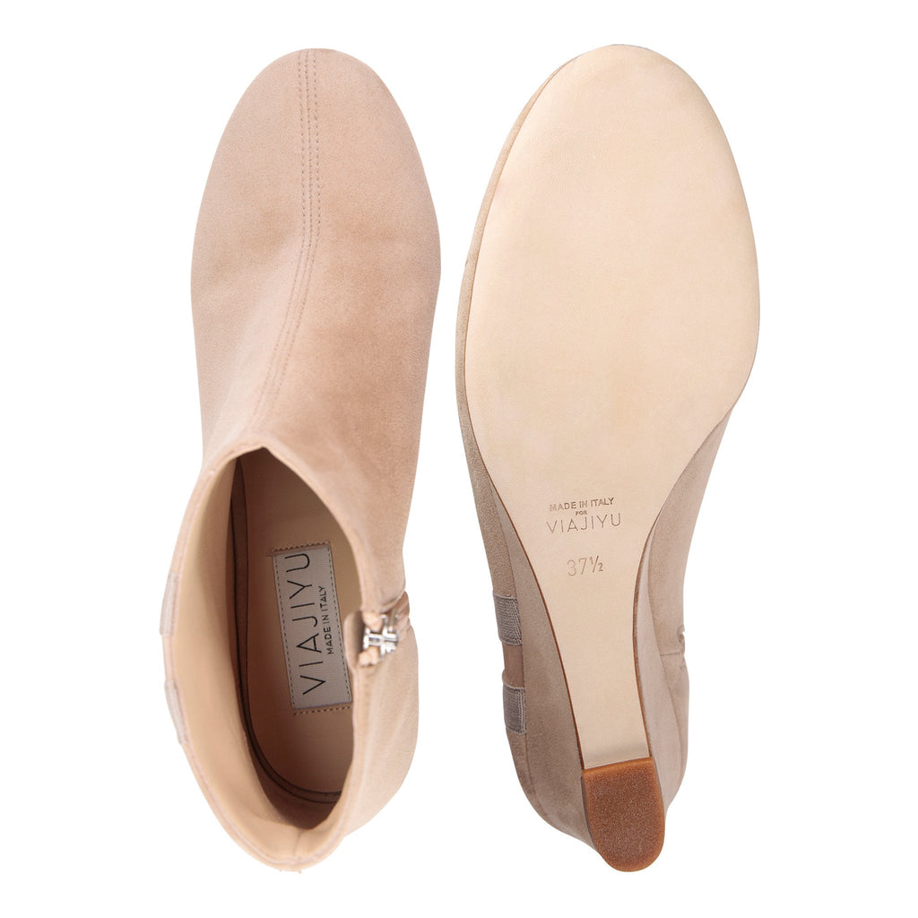 GENOA, VIAJIYU - Women's Hand Made Sustainable Luxury Shoes. Made in Italy. Made to Order.