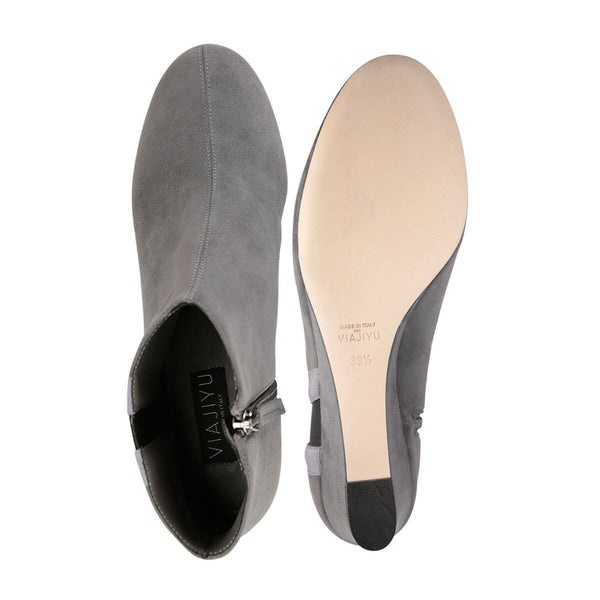GENOA, VIAJIYU - Women's Hand Made Luxury Flats. Made in Italy. Made to Order. Design your own. Booties