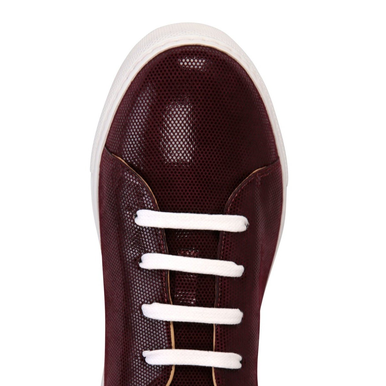 GROSSETO - Lady Garnet, VIAJIYU - Women's Hand Made Sustainable Luxury Shoes. Made in Italy. Made to Order.