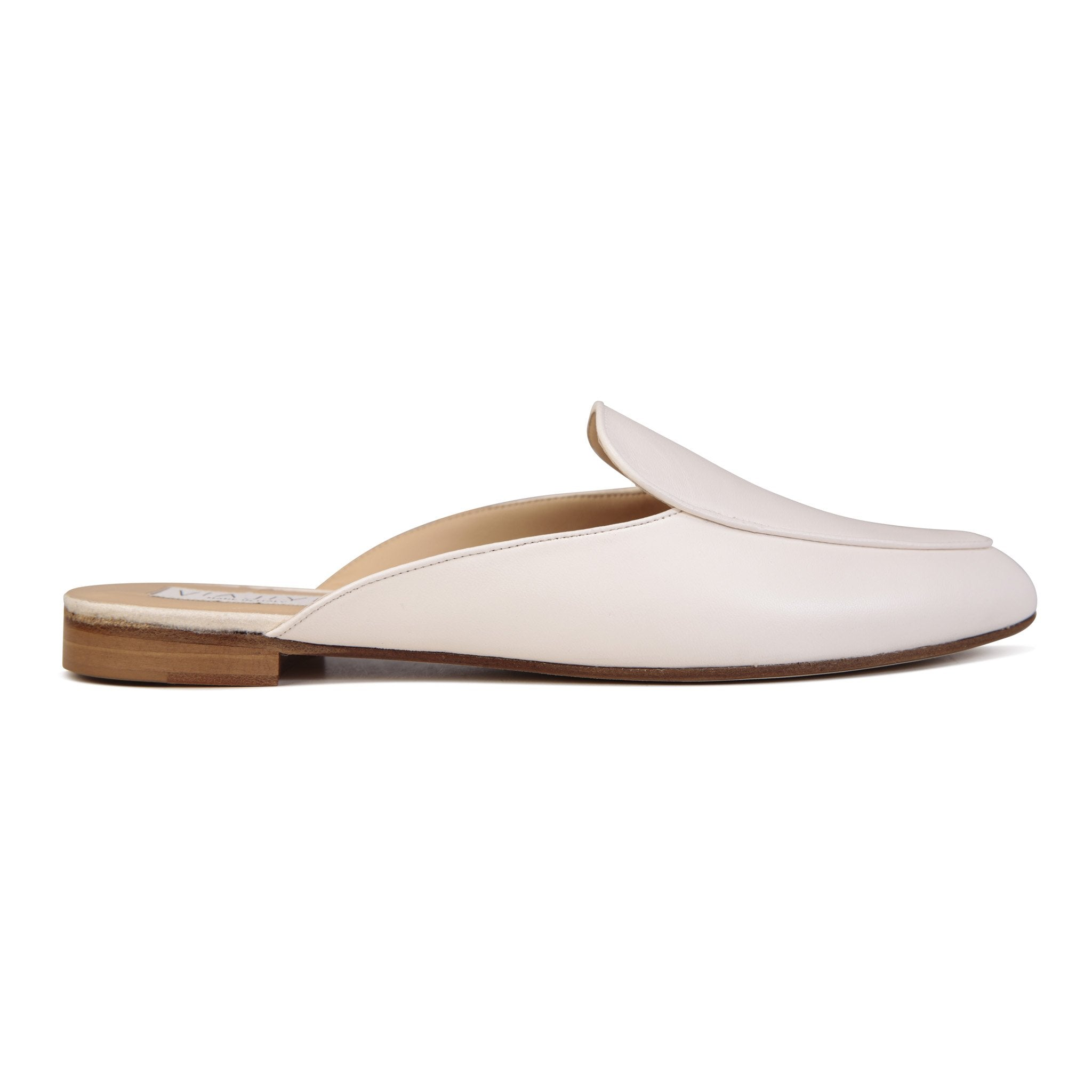 ISEO - Nappa Bianco, VIAJIYU - Women's Hand Made Sustainable Luxury Shoes. Made in Italy. Made to Order.