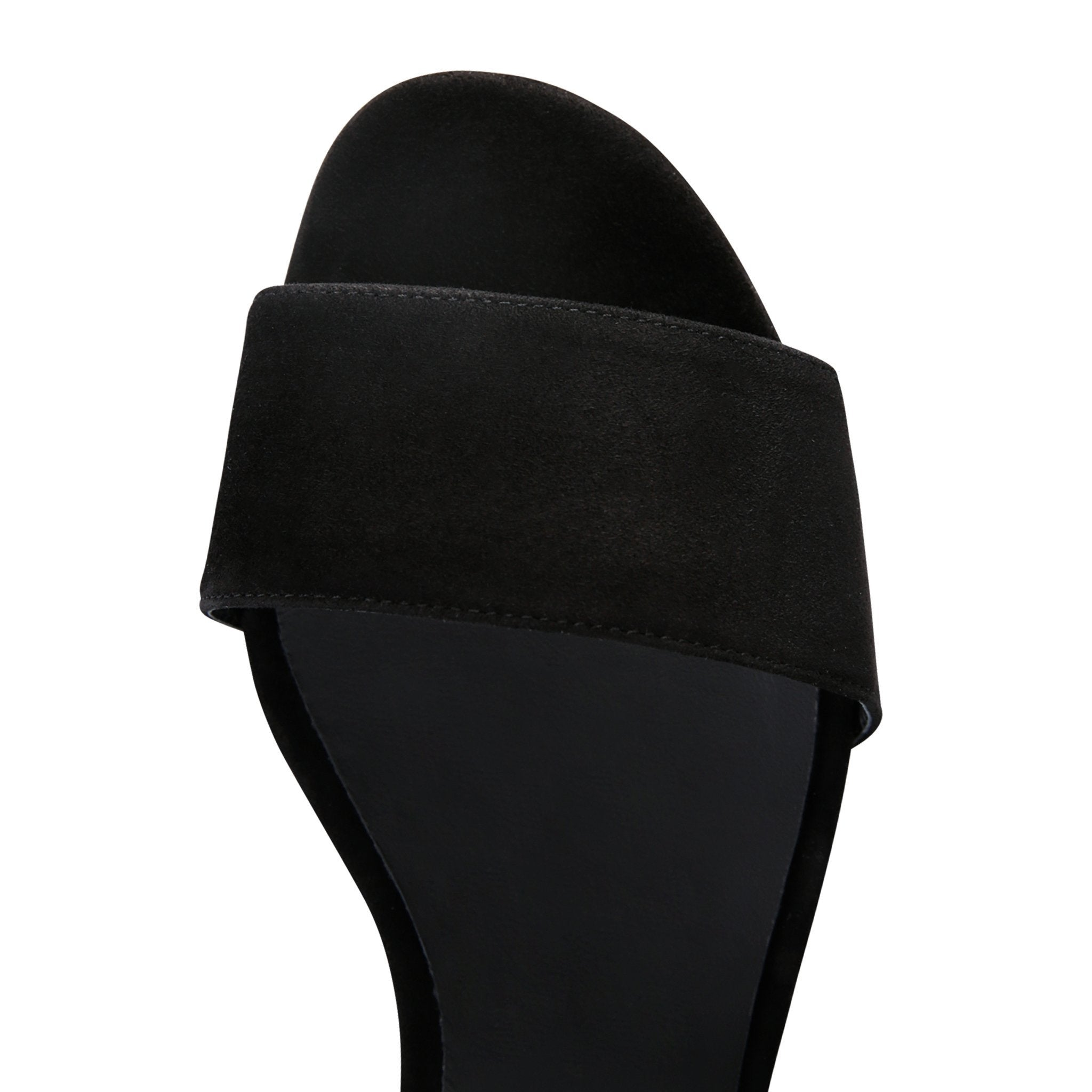 LUCCA - Velukid Nero, VIAJIYU - Women's Hand Made Sustainable Luxury Shoes. Made in Italy. Made to Order.